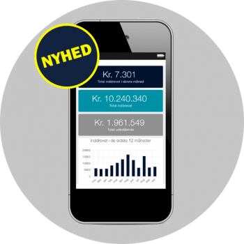 Inkasso app, collectia creditor app, nyhed